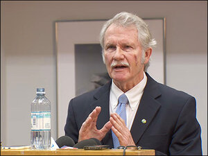 Gov. John Kitzhaber - News Conference - 1/30/2015 - No Future role for Cylvia Hayes in admin.