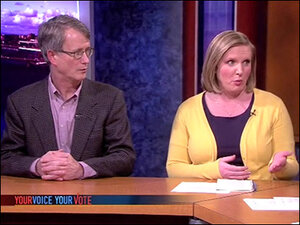 'Your Voice, Your Vote': The Kitzhaber saga continues