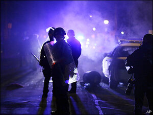 Officials: Justice Dept. report finds racial bias in Ferguson police