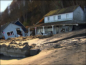 Whidbey Island slide: 'That house could be wiped off the map'