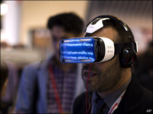 Quirky innovations as Internet invades everything at gadget fair