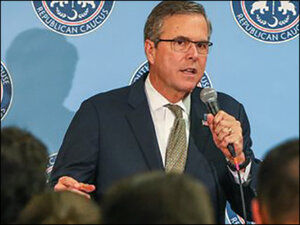 Jeb Bush to headline super PAC reception, dinner in Portland