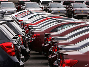 U.S. auto sales tap the brakes in March, but outlook strong