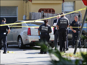 Ex-husband: Canadian diplomat's son killed during Miami drug deal