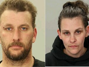 Three arrested on assault & robbery-related charges in Coos County