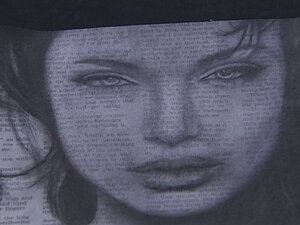 Anonymous man uses 'Kindness Art' to encourage acts of kindness