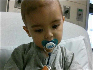 Family: Pray for 2-year-old with cancer, slim chance to live