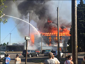 5 years probation for boys who burned down Civic Stadium