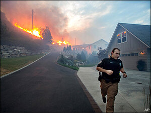 Early start to Northwest wildfire season; more danger ahead