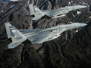 F-15 flyover Saturday in Creswell