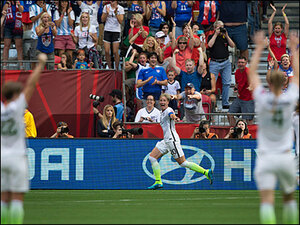 Will history repeat itself? US women soccer team hopes not