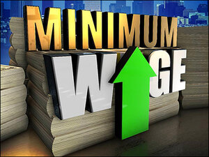 Group files paperwork for $13.50 minimum wage ballot measure