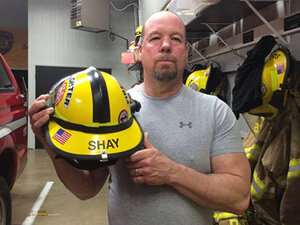 Pleasant Hill firefighter's body found at Diamond Lake