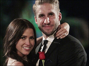 'Bachelorette' couple ready for life in the real world