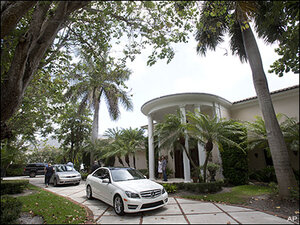 Photos: David Cassidy prepares to auction Fla. mansion