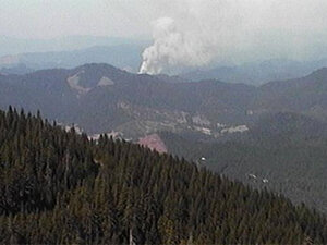 Governor calls on Lane County fire agencies to assist at Douglas County wildfire