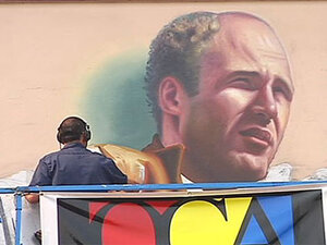 Block party celebrates new Ken Kesey mural in Springfield