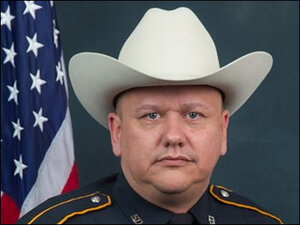 Police investigate motive in ambush of Houston area deputy