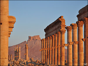 UN: Islamic State destroys 2,000-year-old temple in Syria