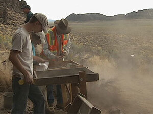 'For Oregon archaeology, it'd be like excavating one of the pyramids'