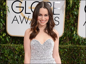Esquire's Sexiest Woman Alive is the sultry Emilia Clarke