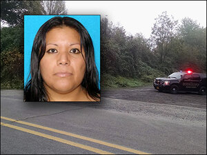 Body of woman found along rural road near Hubbard