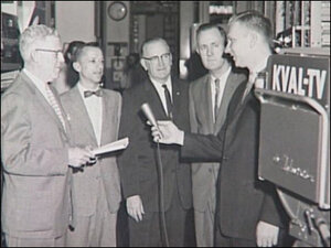 KVAL-TV celebrates 60 years on the air