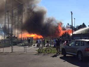 4 children charged for involvement in Civic Stadium fire