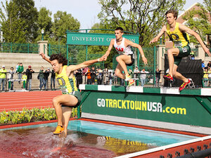 Photos: Oregon Relays at the historic Hayward Field