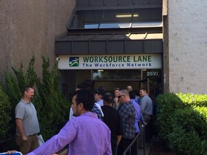 Job fair held for workers from mill destroyed by fire