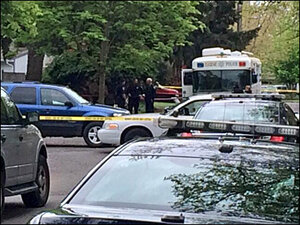 Man found dead Saturday at N. Eugene home
