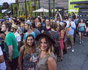 Photos: Hundreds flock to 9th annual Whiteaker Block Party