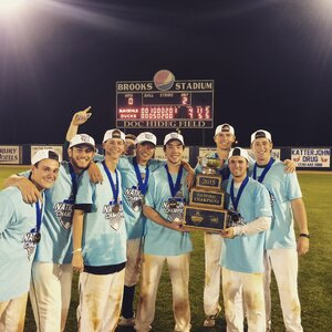 Oregon Club Baseball team wins National Championship