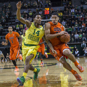 Ducks open Pac-12 play with win over Beavers, 71-59