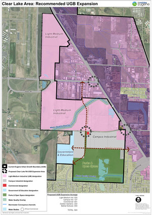 Eugene seeks public input on expanding the urban growth boundary