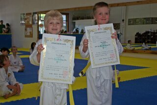 Yellow Belts!