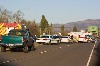 Young Pedestrian Hit By Car By Pepsi Rd.