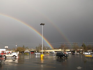 God's promise seen today.