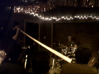 Didgeridoo @ Sam Bond's Garage
