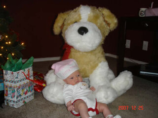 Baby's 1st Christmas of 2007
