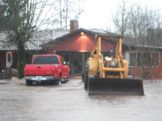 Aumsville Oregon Flooding