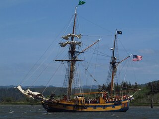 The Tall Ships in Coos Bay