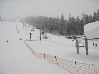 Opening Weekend at Willamette Pass