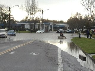 Flooding in Corvallis