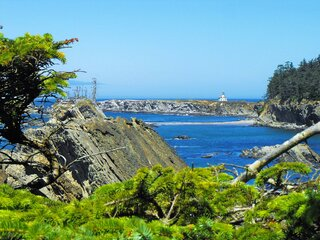 Along The Cape Arago Hwy