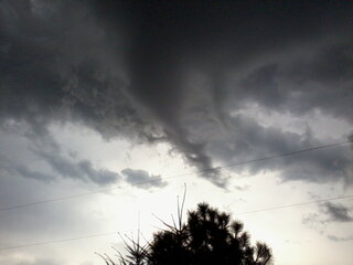 Funnel Clouds in Tri-City