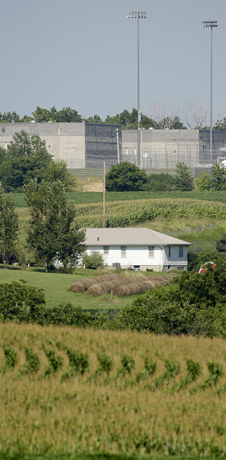 Manning Military Prison