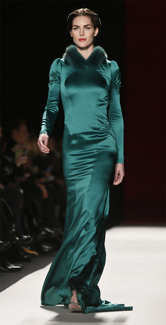Fashion Herrera Fall 2013