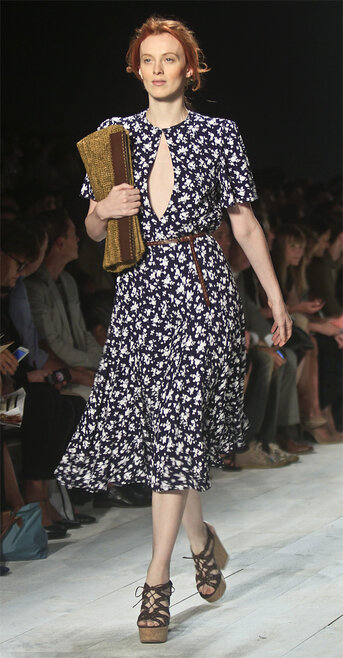Fashion Michael Kors Spring 2014