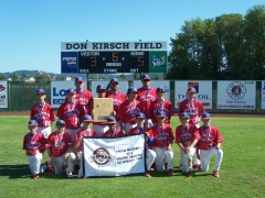 Willamette Valley All Stars Champions
